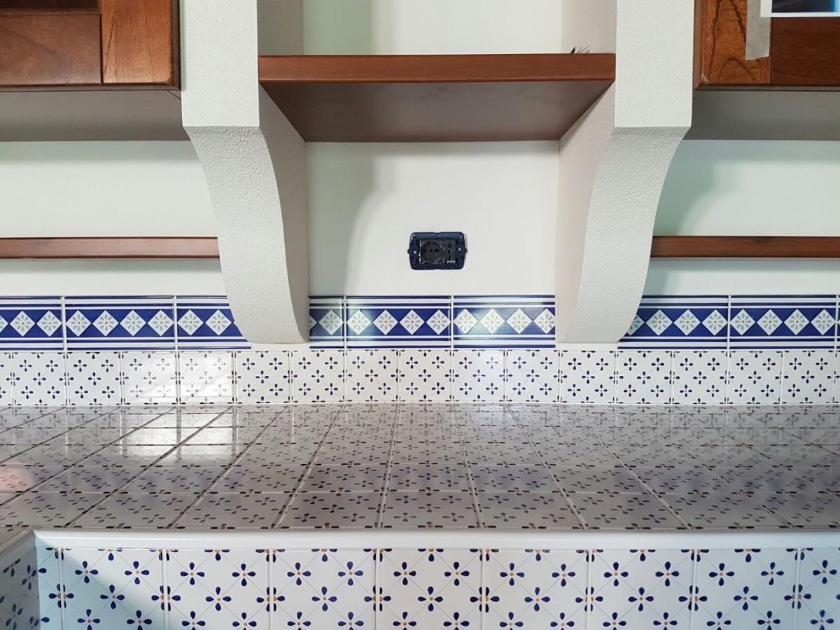 Cucina in Muratura - Como | Di Napoli Ceramiche
